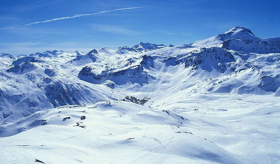 estações de ski na França
