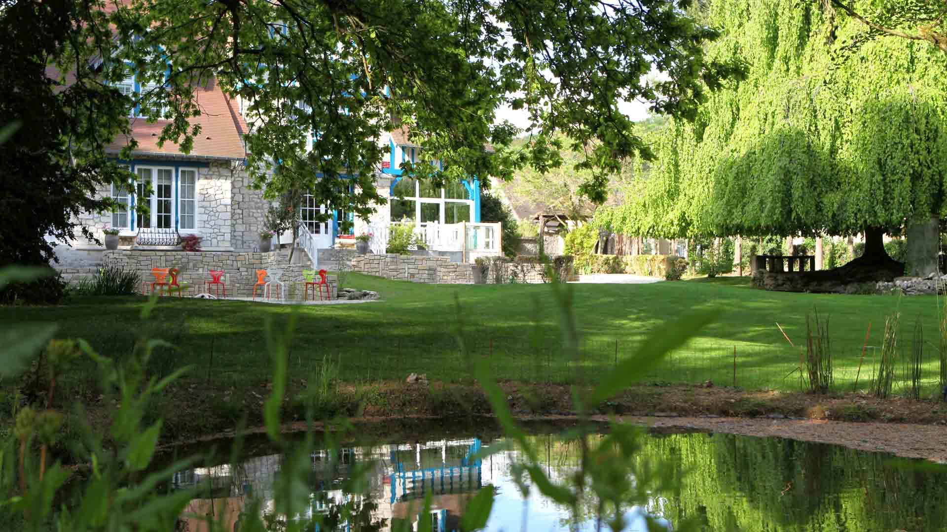 Giverny e a casa de monet com seu jardim paris mania - Giverny le jardin des plumes ...