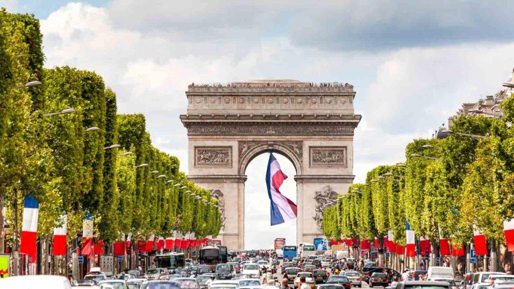 Monumentos da França