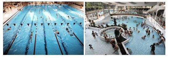 Esportes em paris paris mania - Piscine keller aquabiking ...