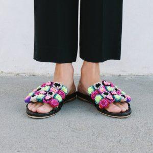 Sapatos feitos à mão