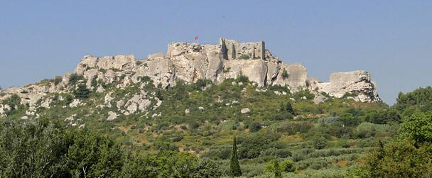 cidades e vilarejos da Provença