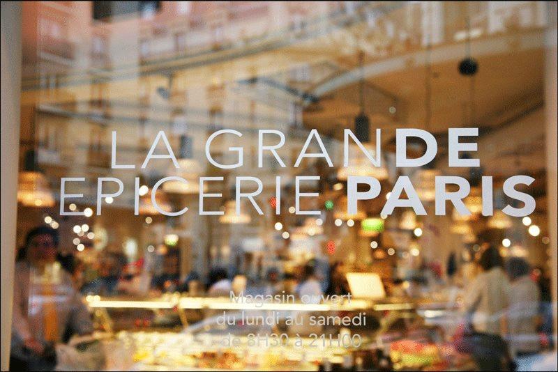produtos gourmet em Paris