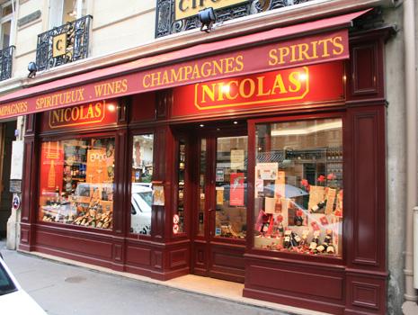 Enologia em Paris