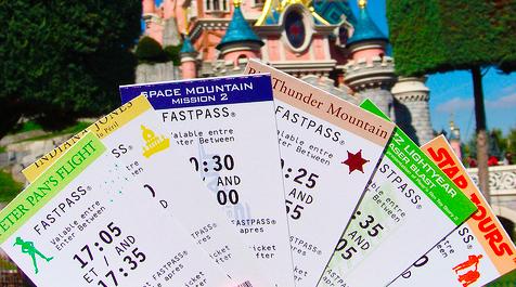 Freepass Disney paris