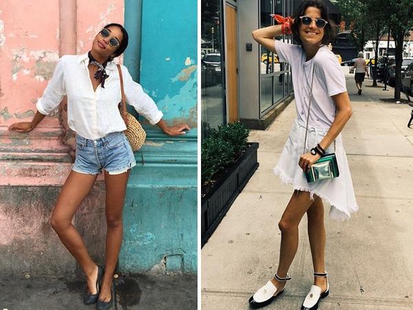 Como se vestir em Paris no verão